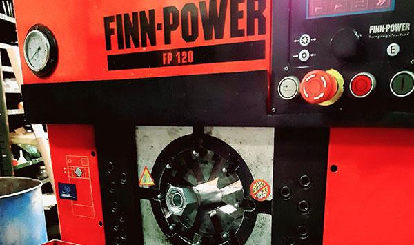 macchina finn power